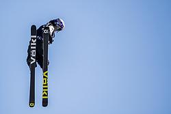 May 19, 2018 - Fornebu, NORWAY - 180519 Jennie-Lee Burmansson of Sweden competes in the women's big air ski finals during X Games Norway on May 19, 2018 in Oslo. .Photo: Vegard Wivestad Grøtt / BILDBYRÃ…N / kod VG / 170170 (Credit Image: © Vegard Wivestad GrØTt/Bildbyran via ZUMA Press)