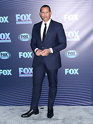 Jason Priestley attending the FOX Networks 2019 Upfront held at Wollman Rink in Central Park. 13 May 2019 Pictured: Alex Rodriguez. Photo credit: Steven Bergman/AFF-USA.COM / MEGA TheMegaAgency.com +1 888 505 6342