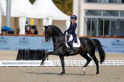 Fry Charlotte, GBR, Everdale<br /> European Championship Dressage - Hagen 2021<br /> © Hippo Foto - Dirk Caremans<br /> 07/09/2021