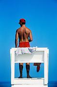 Lifeguard, Cape Cod National Seashore, MA