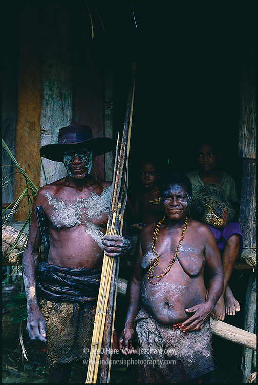 Faowi, Rouffaer reserves, Kabupaten Puncak Jaya, Papua, Indonesia.