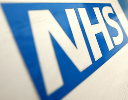 """Embargoed to 0001 Monday June 26 File photo dated 07/12/10 of the NHS logo as patients are being """"belittled and bewildered"""" as access to NHS care is worsening, leading doctors have warned."""