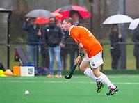 20170319 BLOEMENDAAL - landelijke jeugdcompetitie Bloemendaal Jongens JA1-Schaerweijde jongens JA1 (2-8). Jan Boot (Bl'daal) . COPYRIGHT KOEN SUYK