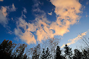 CLouds at Silent lake<br /> Silent Lake Provincial Park<br /> Ontario<br /> Canada