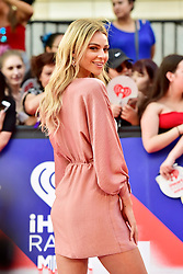 Melissa Merk arrives on the red carpet at the iHeartRadio MMVAs in Toronto, ON, Canada, on Sunday August 26, 2018. Photo by Frank Gunn/CP/ABACAPRESS.COM