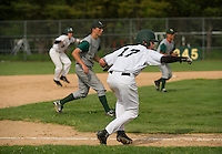 Semi final division IV baseball Sunapee v Colebrook at PSU.  Karen Bobotas for Valley News