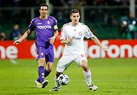 Fotball<br /> Italia<br /> Foto: Inside/Digitalsport<br /> NORWAY ONLY<br /> <br /> Miroslav Klose (Bayern)<br /> <br /> 05.11.2008<br /> Champions League 2008/2009<br /> Fiorentina v Bayern München (1-1)