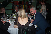 EVA RICE ;STEFAN RATIBOR, The London Library Annual  Life in Literature Award 2013 sponsored by Heywood Hill. The London Library Annual Literary dinner. London Library. St. james's Sq. London. 16 May 2013.
