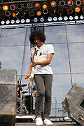 Sunday, August 3, 2008; The Black Kids performs at Lollapalooza 2008..Photo by Bryan Rinnert