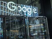 Google offices in King's cross, 23 September 2016