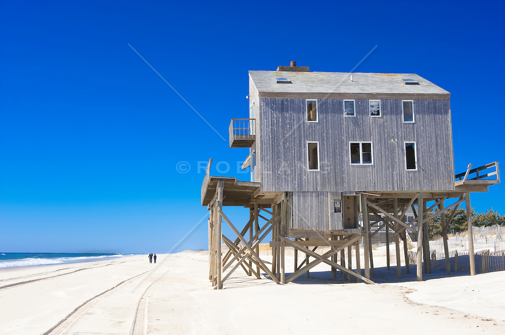 Deserted Beach Home In Westhampton,NY