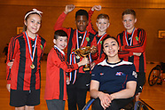 Wheelchair Basketball - April 2018