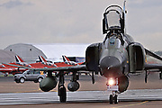 McDonnell Douglas F-4 Phantom II long-range supersonic jet interceptor fighter/fighter-bomber