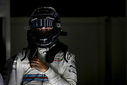 April 7, 2018 - Sakhir, Bahrain - portrait during 2018 Formula 1 FIA world championship, Bahrain Grand Prix, at Sakhir from April 5 to 8  I  Motorsports: FIA Formula One World Championship 2018, Grand Prix of Bahrain,#18 Lance Stroll ( CAN, Williams Martini Racing) (Credit Image: © Hoch Zwei via ZUMA Wire)