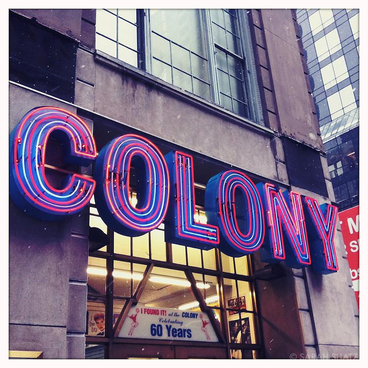 Colony Music