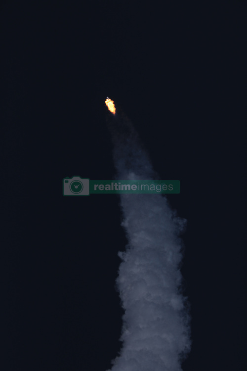 April 18, 2018 - Cape Canaveral, FL, United States of America - A SpaceX Falcon 9 rocket carrying the NASA Transiting Exoplanet Survey Satellite blasts off from Space Launch Complex 40 at Cape Canaveral Air Force Station April 18, 2018 in Cape Canaveral, Florida. The TESS satellite will search for planets outside of our solar system. (Credit Image: © Kim Shiflett/Planet Pix via ZUMA Wire)