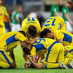 20170629: SLO, Football - Domzale vs Flora Tallinn, 1st round of European Qualifications