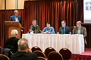 Wisconsin Technology Council Early Stage Symposium at Monona Terrace in Madison, Wisconsin, Wednesday, Nov. 6, 2019.