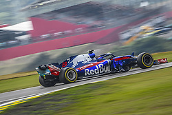 November 9, 2018 - Sao Paulo, Brazil - 28 HARTLEY Brendon (nzl), Scuderia Toro Rosso Honda STR13, action during the 2018 Formula One World Championship, Brazil Grand Prix from November 08 to 11 in Sao Paulo, Brazil -  FIA Formula One World Championship 2018, Grand Prix of Brazil World Championship;2018;Grand Prix;Brazil  (Credit Image: © Hoch Zwei via ZUMA Wire)