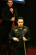 Michael Judge. Welsh Open Snooker at the Newport Centre, Feb 2009