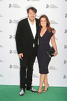 Jonathan Ross, Novak Djokovic Foundation London gala dinner, The Roundhouse London UK, 08 July 2013, (Photo by Richard Goldschmidt)