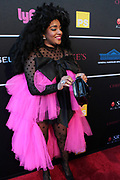 April 8, 2019-New York, New York-United States: Recording Artist TK Wonder attends the Bronx Museum Gala & Art Auction 2019 held at Capitale on April 8, 2019 in New York City. The Bronx Museum of the Arts is a contemporary art museum that connects diverse audiences to the urban experience through its permanent collection, special exhibitions, and education programs that strive to reflect the borough's dynamic communities. (Photo by Terrence Jennings/terrencejennings.com)