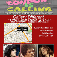 London is Calling - Galley Different, London W1T 1DR