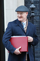 © licensed to London News Pictures. London, UK 14/01/2014. David Willetts leaving Downing Street after a cabinet meeting on Downing Street on Tuesday, 14 January 2014. Photo credit: Tolga Akmen/LNP