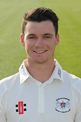 Gloucestershire Player, Peter Handscomb - Photo mandatory by-line: Dougie Allward/JMP - 07966 386802 - 10/04/2015 - SPORT - CRICKET - Bristol, England - Bristol County Ground - Gloucestershire County Cricket Club Photocall.