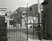 1938 Fox Movietone Studios in West Los Angeles