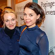 NLD/Utrecht/20171212 - Premiere Hendrik Groen, Nina Admiraal en partner ...........