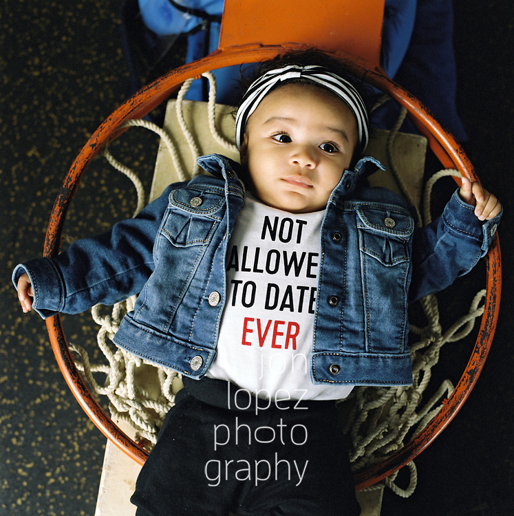 Juliet Atkins. Photo by Jon Lopez / Nike.