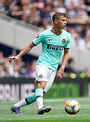 File photo dated 04-08-2019 of Inter Milan's Nicolo Barella. Issue date: Tuesday June 1, 2021.