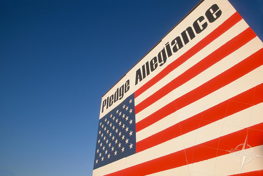 Pledge Allegiance (shoot date unknown)