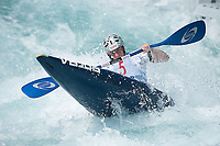 Fiona Pennie (GBR), Women K1 Class,  Lee Valley White Water Centre, Waltham Abbey, England, Photo by: Peter Llewellyn