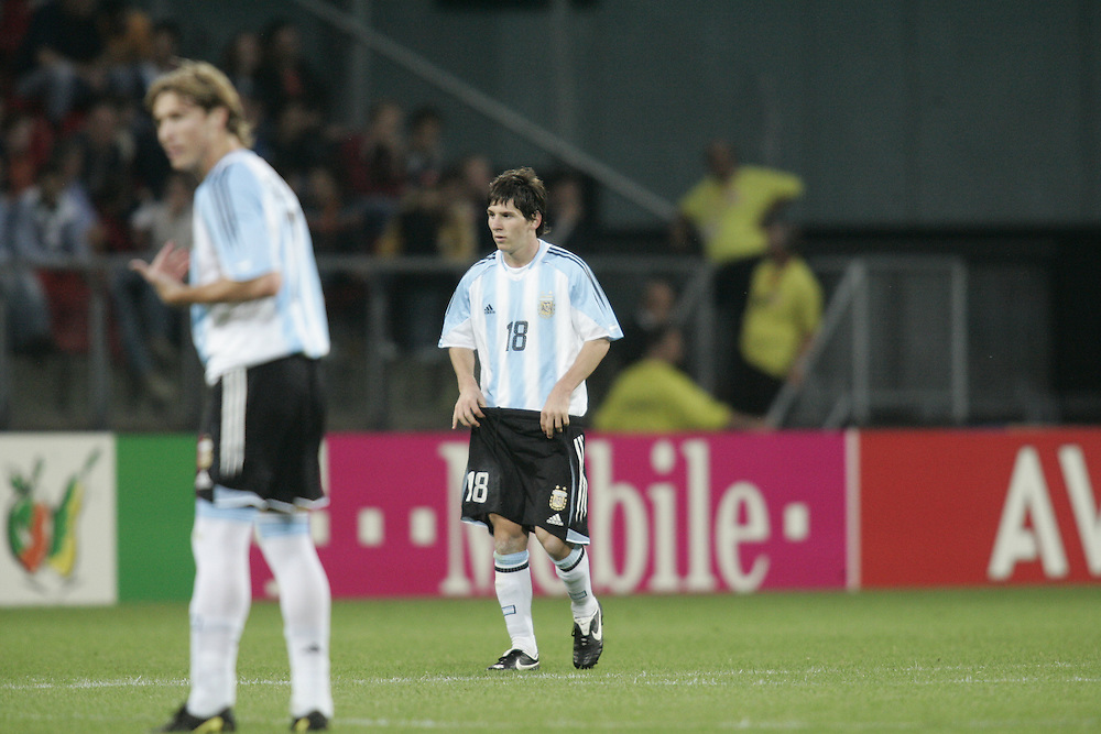 2005 FIFA World Youth Championship Final Nigeria-Argentina with Mikel, Messi,Sergio Agüero,