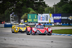 March 15, 2019 - Sebring, UNITED STATE OF AMERICA - 31 DRAGONSPEED (USA) ORECA 07 GIBSON LMP2 ROBERTO GONZALEZ (MEX) PASTOR MALDONADO (VEN) ANTHONY DAVIDSON  (Credit Image: © Panoramic via ZUMA Press)
