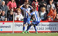Bournemouth v Sheffield Wednesday 180415