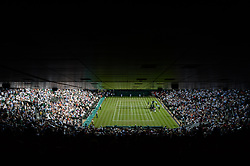 July 4, 2017 - Wimbledon, Angleterre - Dolgopolov (Credit Image: © Panoramic via ZUMA Press)
