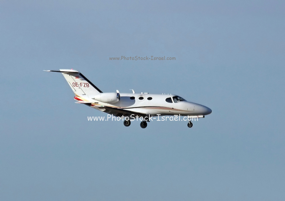 Globe Air AG Cessna 510 Citation Mustang.