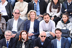 May 19, 2019 - Roma, Italia - Foto Alfredo Falcone - LaPresse.19/05/2019 Roma ( Italia).Sport Tennis.Rafael Nadal (esp) vs Novak Djokovic (srb).Internazionali BNL d'Italia 2019 .Nella foto:badelj..Photo Alfredo Falcone - LaPresse.19/05/2019 Roma (Italy).Sport Tennis.Rafael Nadal (esp) vs Novak Djokovic (srb).Internazionali BNL d'Italia 2019.In the pic:badelj (Credit Image: © Alfredo Falcone/Lapresse via ZUMA Press)