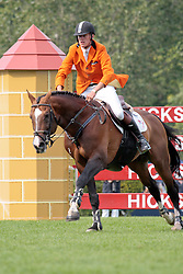 Raymakers Piet Jr (NED) - Van Schijndel's Rascin<br /> FEI Nations Cup of England<br /> The Longines Royal International Horse Show Hickstead 2011<br /> © Hippo Foto - Beatrice Scudo