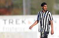 Fotball<br /> 22.04.2015<br /> NM 1. runde<br /> Asker v Sandefjord 1:2<br /> Foto: Morten Olsen/Digitalsport<br /> <br /> Demba Souleymane Traore (10) - Asker