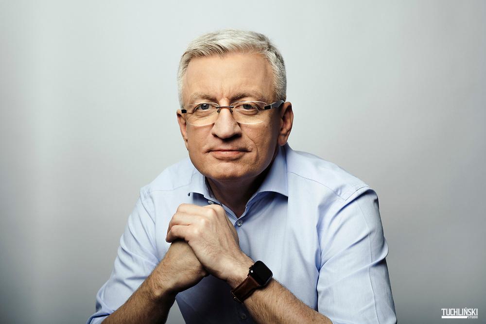 Warszawa, Polska 12.12.2019<br /> Jacek Jaśkowiak - polityk, Prezydent Poznania<br /> Fot. Adam Tuchlinski