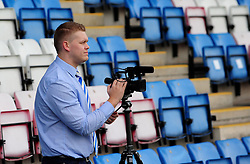 Steve Hood - Photo mandatory by-line: Neil Brookman/JMP - Mobile: 07966 386802 - 01/11/2014 - SPORT - Football - Telford - New Bucks Head Stadium - AFC Telford v Bristol Rovers - Vanarama Football Conference