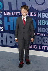 May 29, 2019 - New York, New York, United States - Iain Armitage attends HBO Big Little Lies Season 2 Premiere at Jazz at Lincoln Center  (Credit Image: © Lev Radin/Pacific Press via ZUMA Wire)