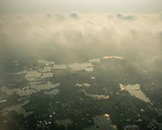 Air Pollution over Kolkata.