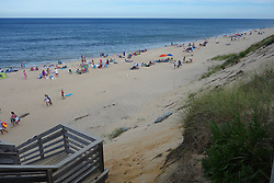Marconi Beach as part of my #NPS100 Cape Cod National Seashore Beach Crawl. Wellfleet MA Cape Cod