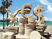 The Offshore Banking Nightmare. Recovering money can take years and cost millions. 3D modeling and Photoshop for Canadian Lawyer Magazine