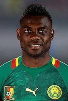 Football Fifa Brazil 2014 World Cup / <br /> Cameroon National Team - <br /> Henri BEDIMO of Cameroon